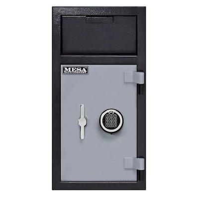 1.4 cu. ft. Electronic Lock Depository Safe