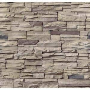 Terrado Bayside Sand Manufactured Stacked Stone (6 sq. ft./case)