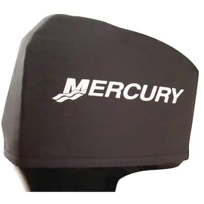 Mercury Engine Cover Fits Mercury 75, 90 2-Stroke 75, 90, 115 4-Stroke 150, 200 2-Stroke 2.5L V-6 EFI and 2.5L V-6 Carb