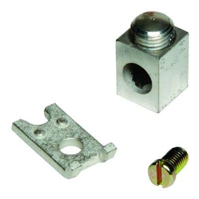 Homeline 100 Amp Load Center Auxiliary Neutral Lug Kit