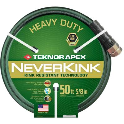 Neverkink 5/8 in. x 50 ft. Heavy Duty Garden Hose