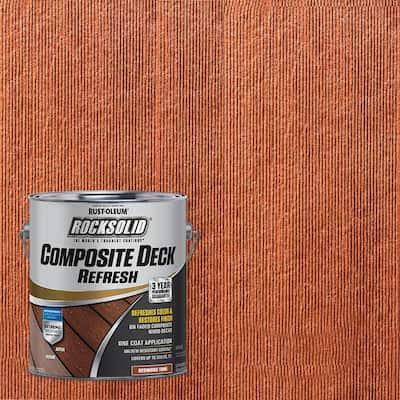 1 Gal. Redwood Composite Deck Coating (2-Pack)