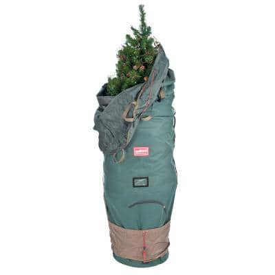 Green Large Adjustable Tree Storage Bag