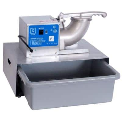Port-A-Blast 8000 oz. Stainless Steel Snow Cone Machine Cart