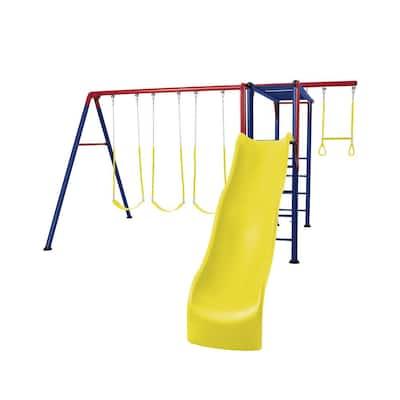 Monkey Adventure Swing Set