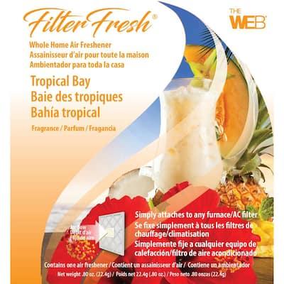Filter Fresh Tropical Bay Whole Home Air Freshener