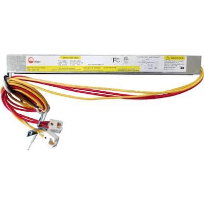 120-Volt 11 in. Electronic Ballast 1-F21T5/1-F26T5/1-F28T5/F35T5 Lamps