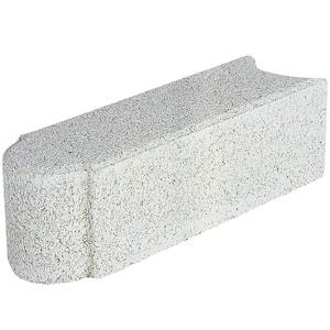 Edgestone 12 in. x 3.5 in. x 3.5 in. Limestone Concrete Edger (288-Pieces/282 sq. ft./Pallet)