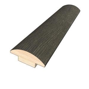Timber Lodge 0.445 in. Thick x 1-1/2 in. Width x 78 in. Length Hardwood T-Molding