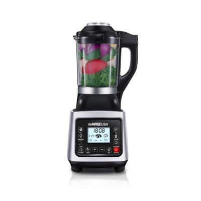High-Speed Premier Cooking  59 oz. 8-Speed Stainless Steel Glass Pitcher Blender