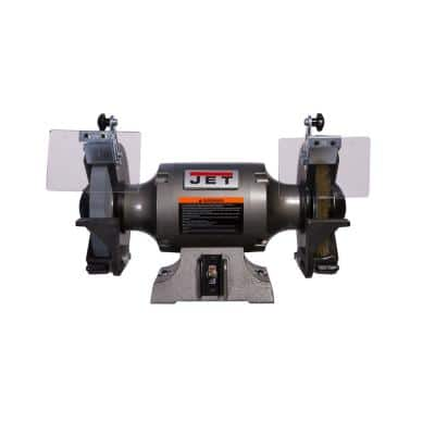 JBG-8W, 8 in. Bench Grinder with Wire Wheel