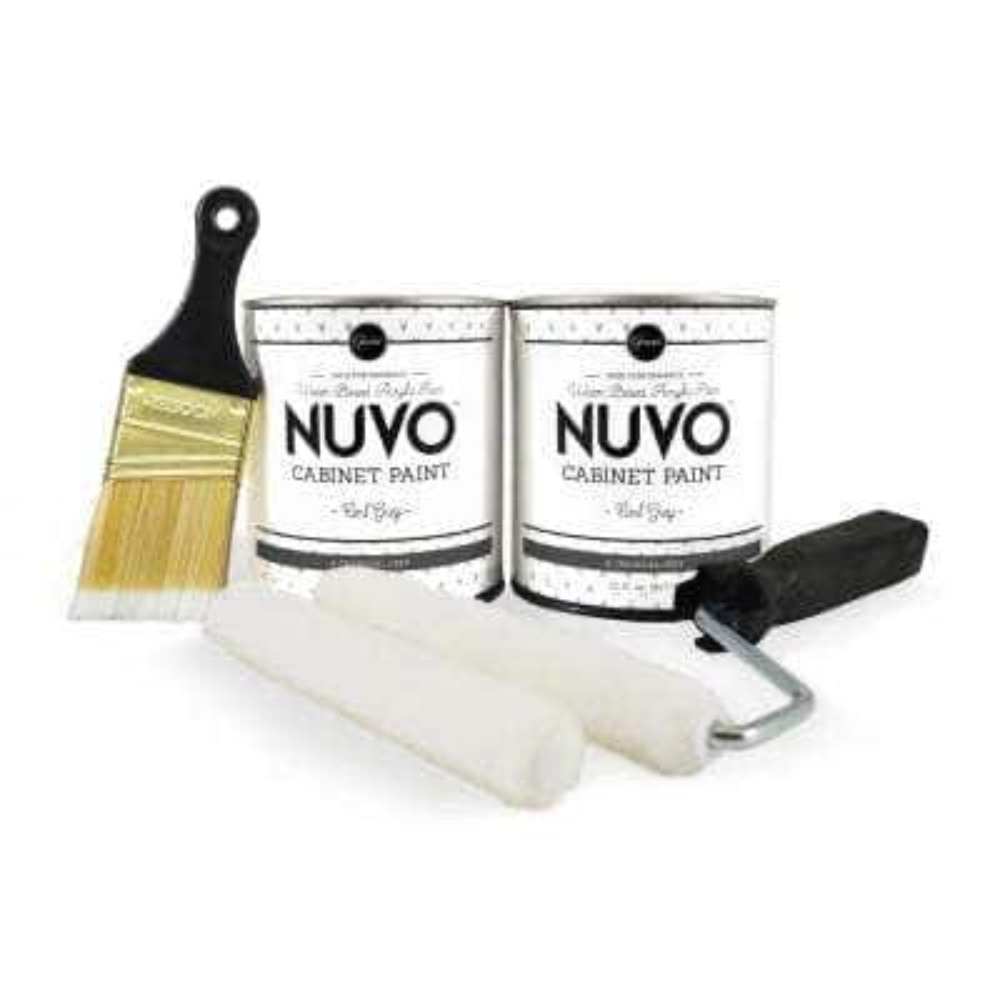 2-qt. Earl Grey Cabinet Paint Kit
