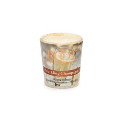 20-Hour Sparkling Champagne Scented Votive Candle (Set of 18)