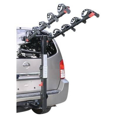 175 lbs. Capacity 5-Bike Vehicle 2 in. Hitch Bike Rack