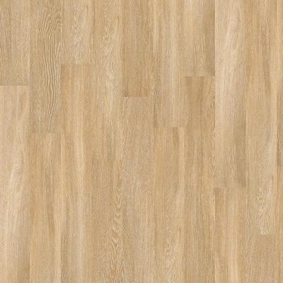 Wisteria 6 in. W Putty Adhesive Luxury Vinyl Plank Flooring (53.93 sq. ft./case)