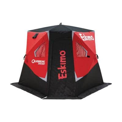 Outbreak 250 XD Ice Shelter