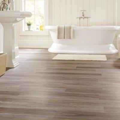 Dove Maple 6 in. W x 36 in. L Luxury Vinyl Plank Flooring (24 sq. ft. / case)