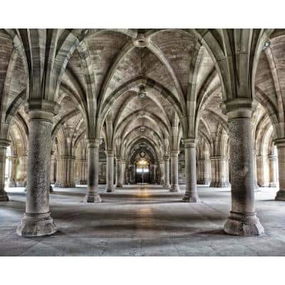 Gothic Arches Wall Mural