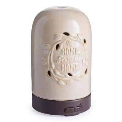 9.3 in Home Sweet Home Ultrasonic Essential Oil Diffuser