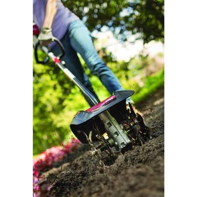 Add-On 9 in. Garden Cultivator Attachment