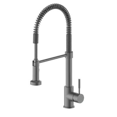 ZLINE Apollo Kitchen Faucet in Gun Metal (APL-KF-GM)