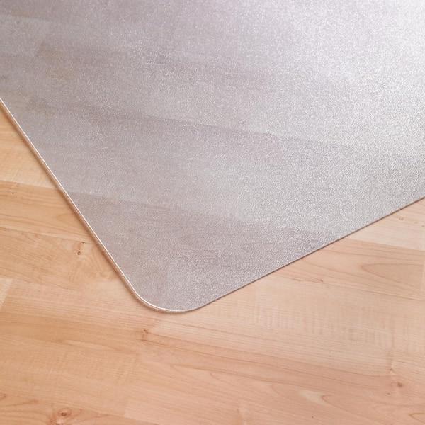 Floortex Vinyl Rectangular Chair Mat