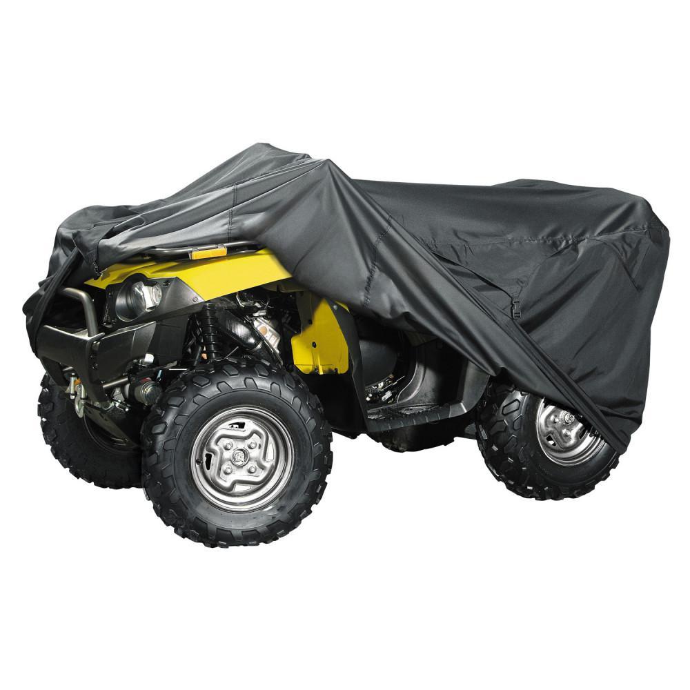 DT 94.4 in. x 53 in. x 53 in. 2XL Premium Trailer ATV Cover