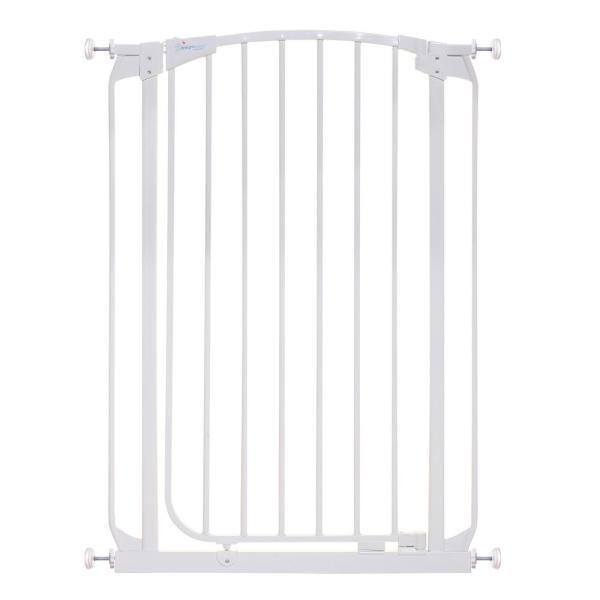 Dreambaby Chelsea Extra Tall Auto Close Security Gate in White ...