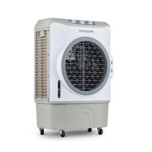 1650 CFM 3-Speed 10.6 Gal. Indoor and Outdoor Portable Evaporative Cooler for 650 sq. ft.