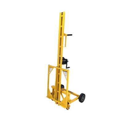 10 ft. Drywall Lift for Walls 150 lbs. Capacity