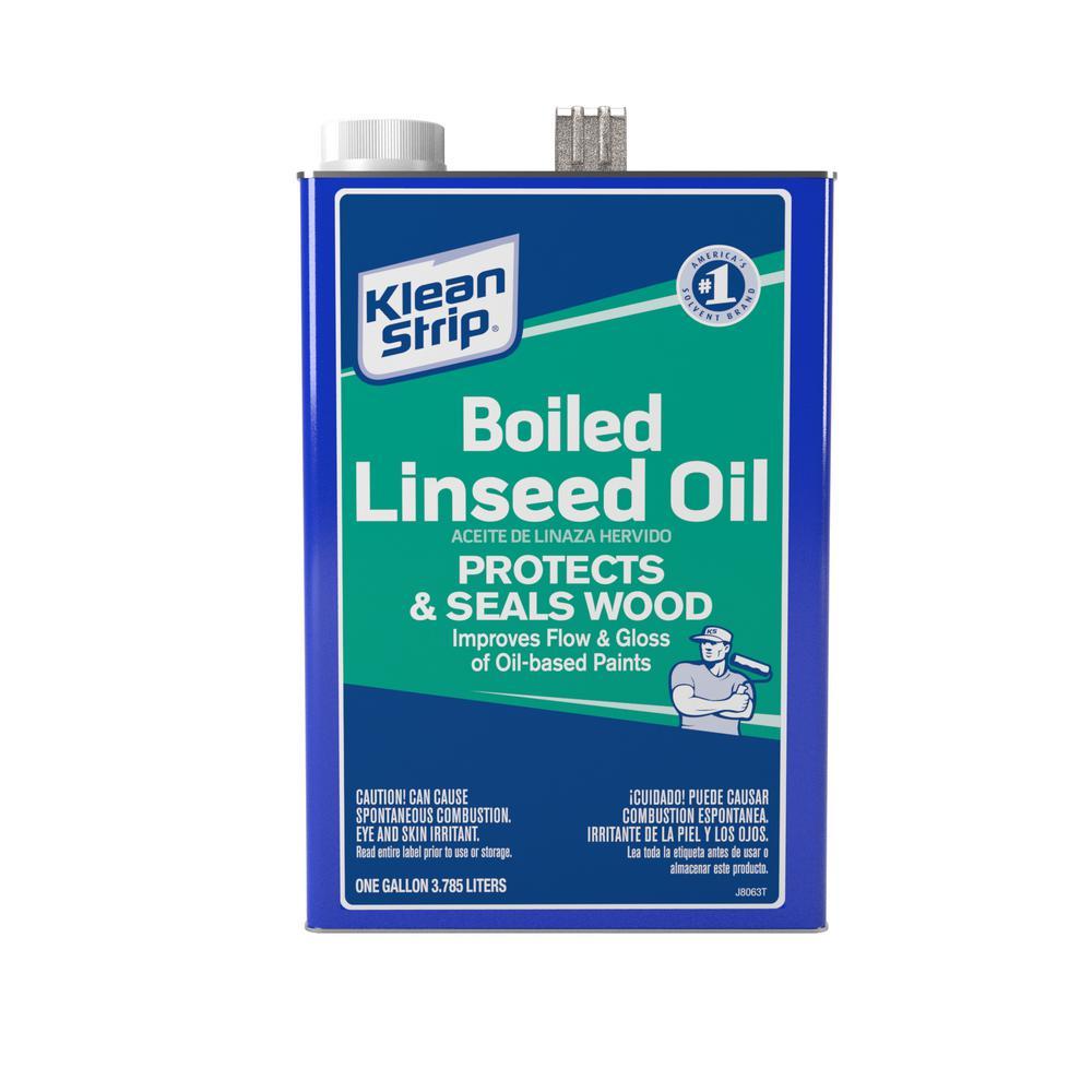 1 Gal. Boiled Linseed Oil