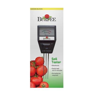 Electric Soil Tester