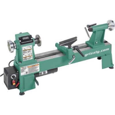 10 in. x 18 in. Variable-Speed Wood Lathe