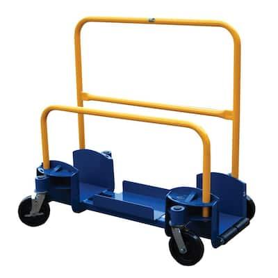 29 in. x 54 in. Low Platform Panel/Sheet Cart