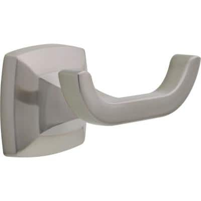 Portwood Towel Hook in SpotShield Brushed Nickel