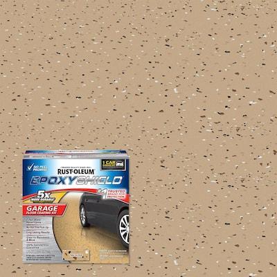 1 Gal. Tan Garage Floor Epoxy (2-Pack)