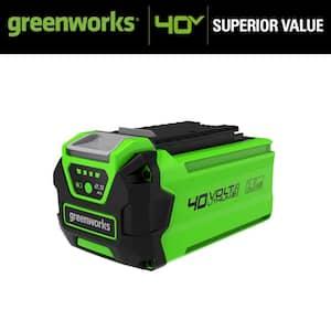 40-Volt Lithium-Ion 2.5 Ah Battery