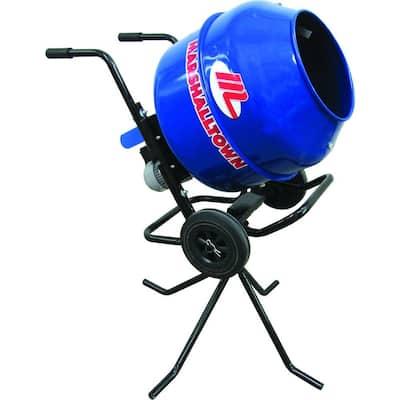 3 cu. ft. - 1/2 HP Electric Wheelbarrow Mixer