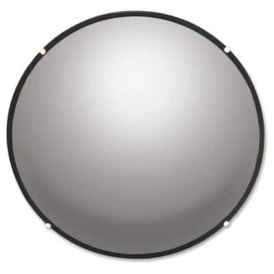 Round Glass Convex Mirror