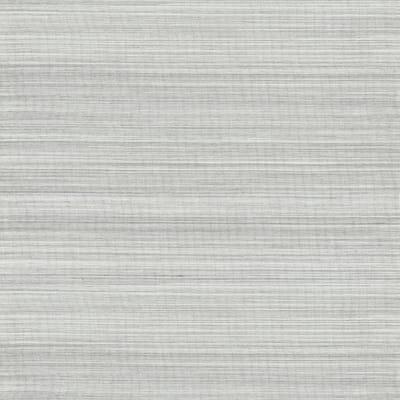 Zoysia Platinum Grasscloth Wallpaper Grass Cloth Peelable Wallpaper (Covers 72 sq. ft.)