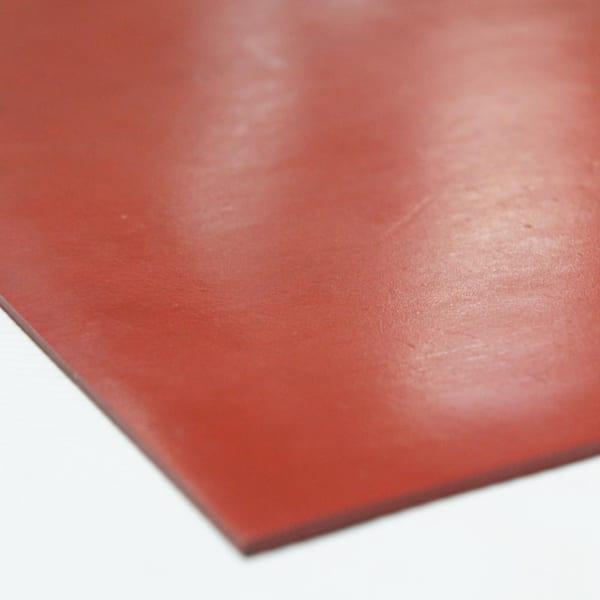 18 x 36 2180 Sponge Rubber Sheet 38 Thick Open Cell Sponge Rubber Red Color