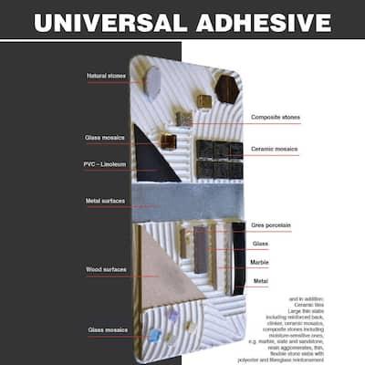 Litoelastic EVO Glass Tile and Stone Adhesive 11 lb.