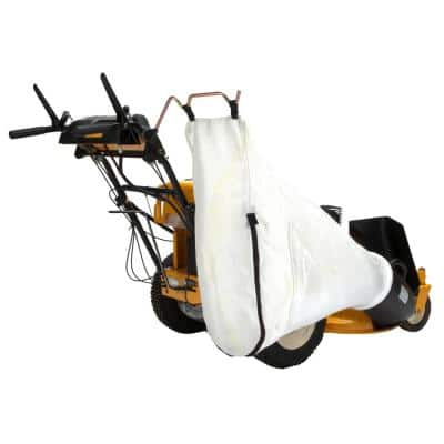 Original Equipment 33 in. Side Mounted Bagger for Wide Cut Walk Behind Lawn Mowers (2007 and After)