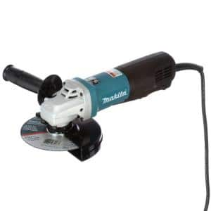 13 Amp 6 in. SJS High-Power Paddle Switch Cut-Off/Angle Grinder