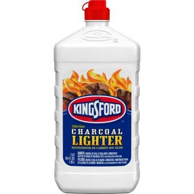 64 oz. Odorless Charcoal Lighter Fluid