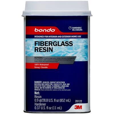 Bondo 1 qt. All-Purpose Fiberglass Resin
