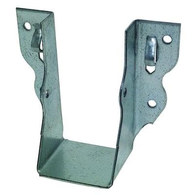 U Galvanized Face-Mount Joist Hanger for 2x4 Nominal Lumber