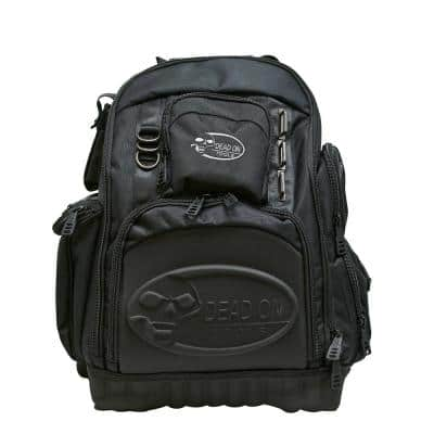 17 in. Destroyer Tech Pack Backpack Tool Pack with 34 Total Pockets