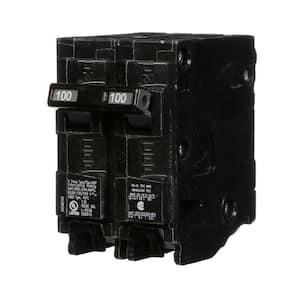 100 Amp Double-Pole Type HQP 65kA Circuit Breaker