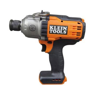 20-Volt Brushless Cordless 7/16 in. Impact Wrench (Tool-Only)